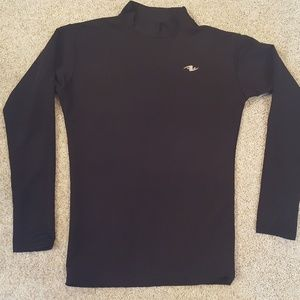 Athletic Works Active Long Sleeve Shirt,,Med